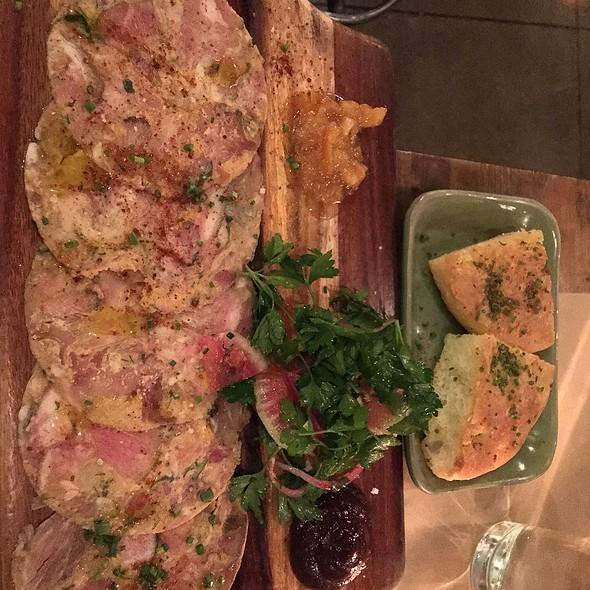 Pork Testa