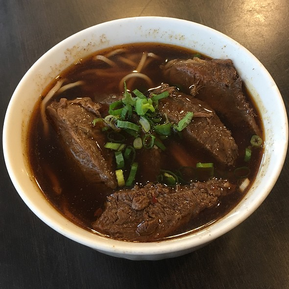 Spicy Beef Noodles 辣味牛肉麵