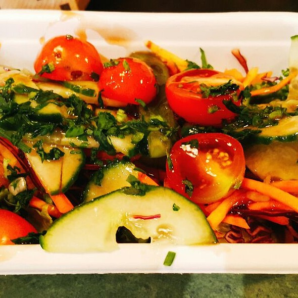 'Garden' Salad @ Swing Kitchen - SCS