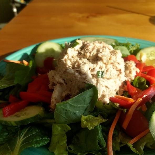 Crabmeat salad