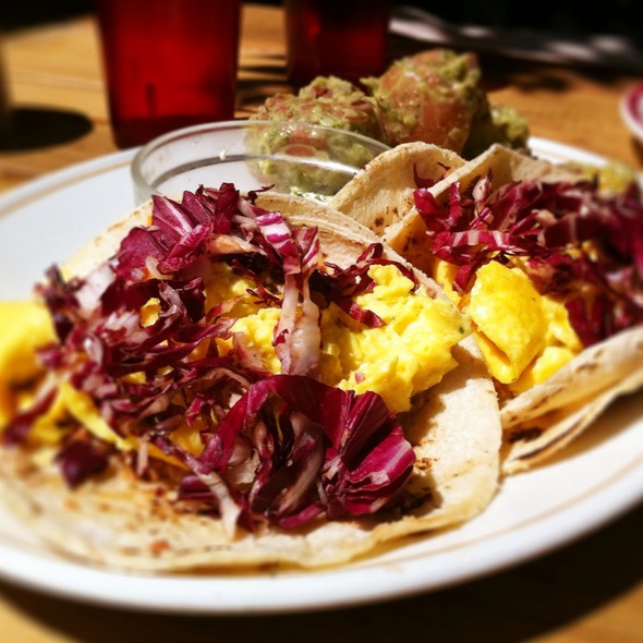 Hipster Breakfast Tacos @ Aunties and Uncles