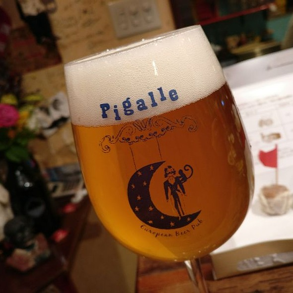 Magic Rock Brewing / High Wire Grapefruit Pale Ale @ European Beer Pub Pigalle ヨーロピアンビアパブ ピガール