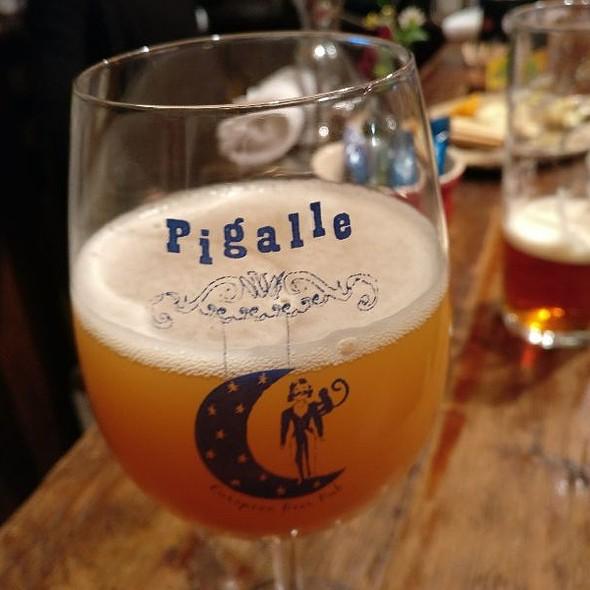 Super Sonic Lerving DIPA @ European Beer Pub Pigalle ヨーロピアンビアパブ ピガール