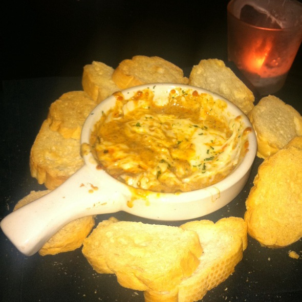 Crawfish Dip @ Restaurant Tyler