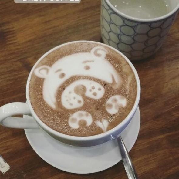Hot Chocolate @ Drew Coffee