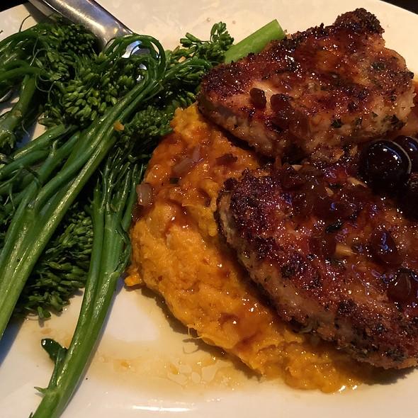 Parmesan Crusted Pork Loin