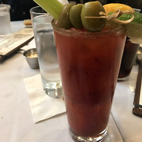 Bloody Mary @ Enterprise Fish Co.