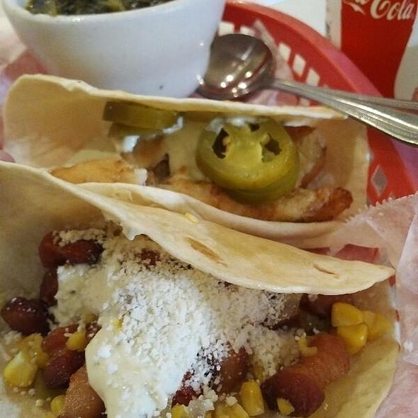 Tacos & Greens