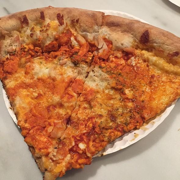 BBQ Chicken Pizza @ Sal's Pizza