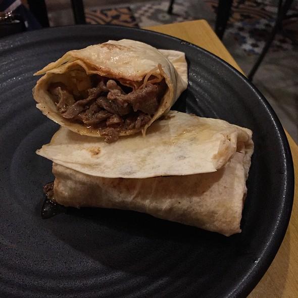 Lamb Shawarma Meswhi