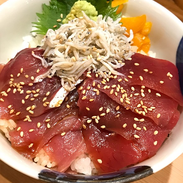 Seafood Bowl @ 沼津海いち