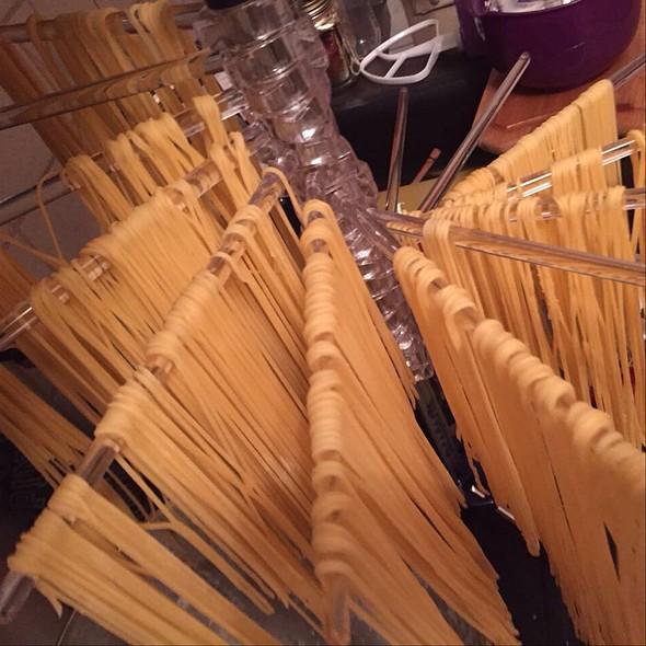 Homemade Pasta @ Home Sweet Home Sir Aqua