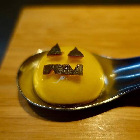 Pumpkin Soup Explosion @ Takazawa