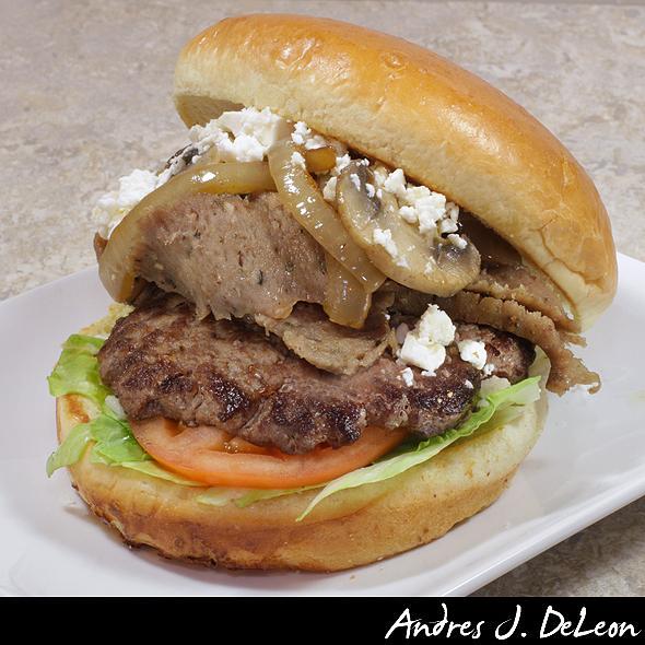 Gyros Burger