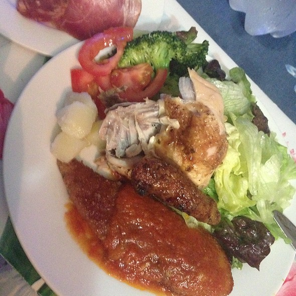Nonna's Dinner @ Home