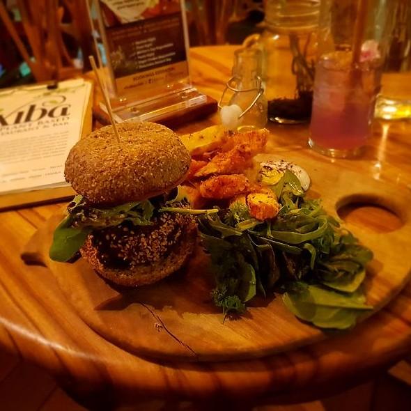 Hemp Burger