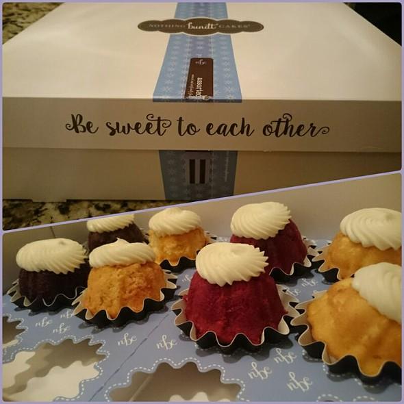 Assorted Dozen @ Nothing Bundt Cakes