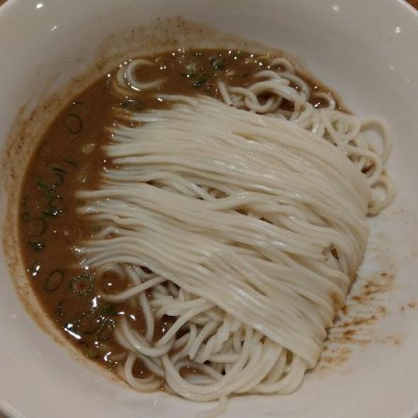 Saseme Sauce Noddles @ 鼎泰豐 Din Tai Fung
