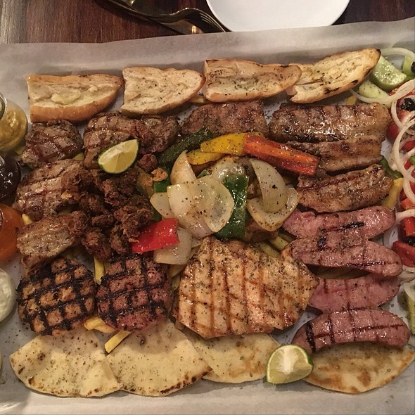 Mix Meat For Two Persons
