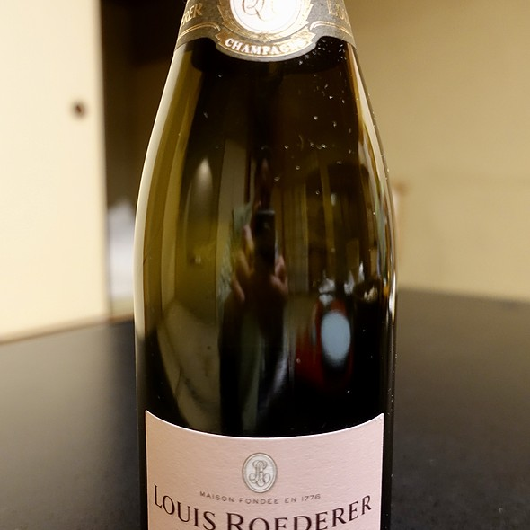 2011 Louis Roederer Rose Champagne