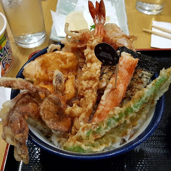 Winter Seafood Tendon