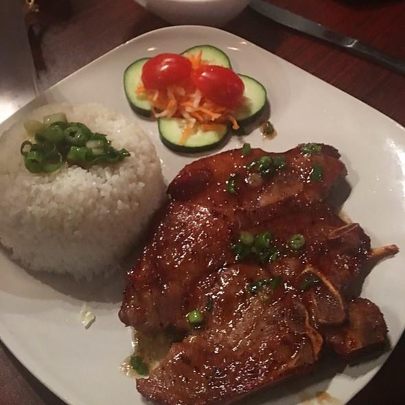 Vietnamese Steak & Rice