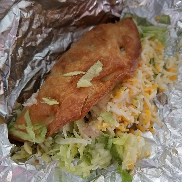 Crispy Steak Taco