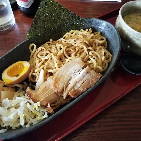 tsukemen (dipping noodles) @ Waraku
