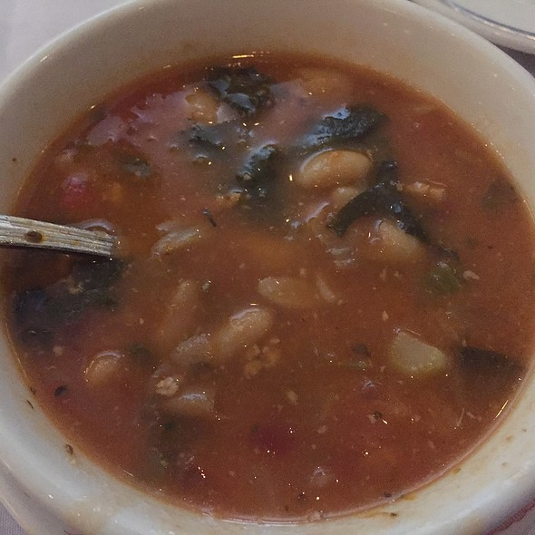 Tuscan Chicken Sausage Soup