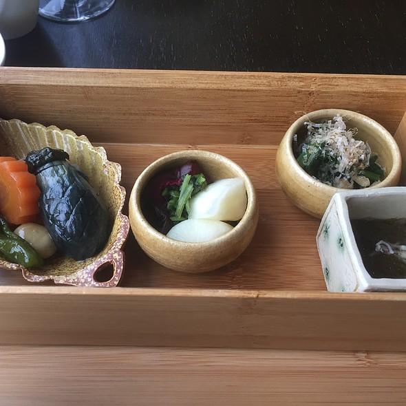 Pickled Japanese Vegetables