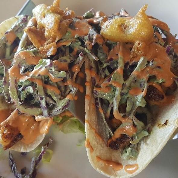 Shrimp Tacos @ On The Kirb