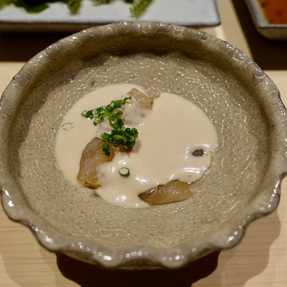 Kawahagi (Thread-Sail Filefish) in Liver