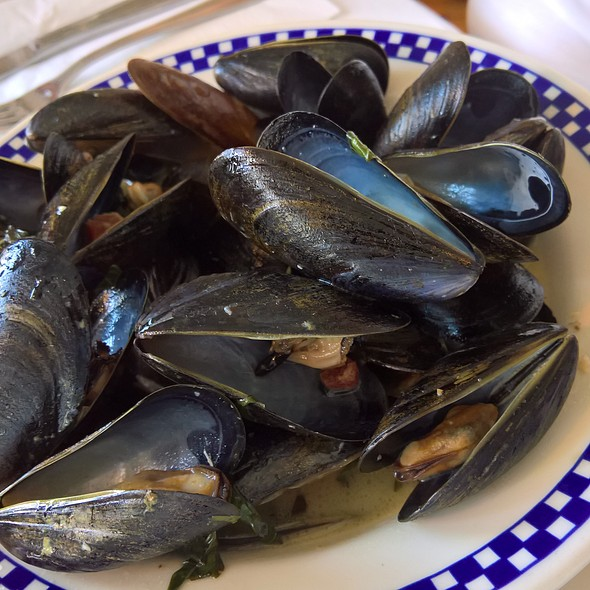 Mussels Milano