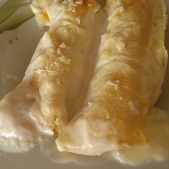 Crepes With Ricotta And Ham