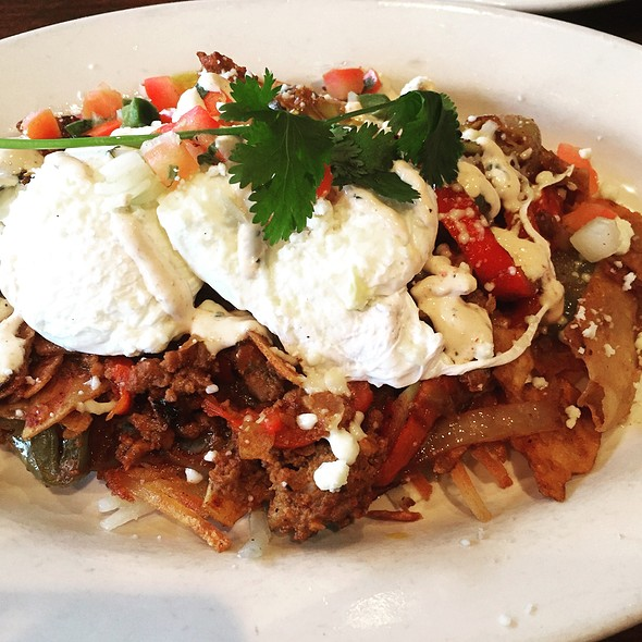 Chilaquiles @ The Lowry
