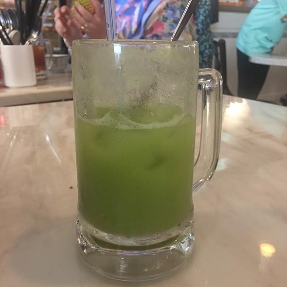 Iced Umbra Juice @ Old Time Kopitiam