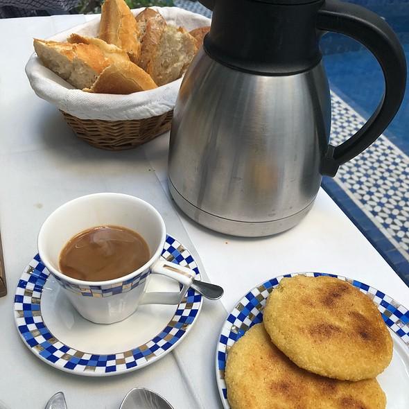 desayuno @ Riad Braya Fès