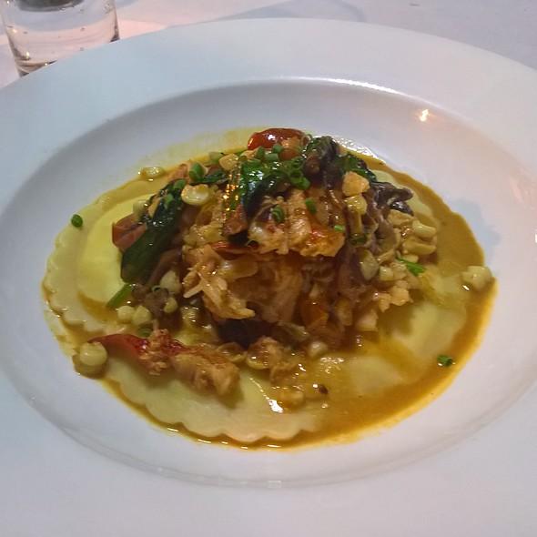 Lobster Agnolotti