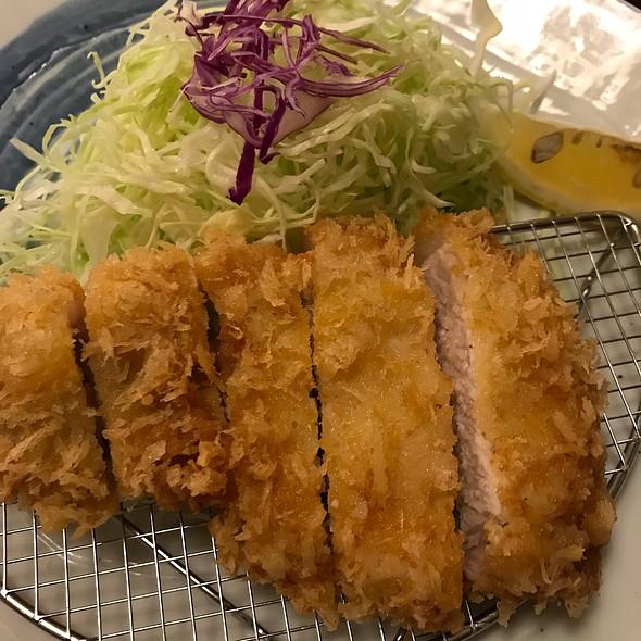 Deep Fried Rosu Pork