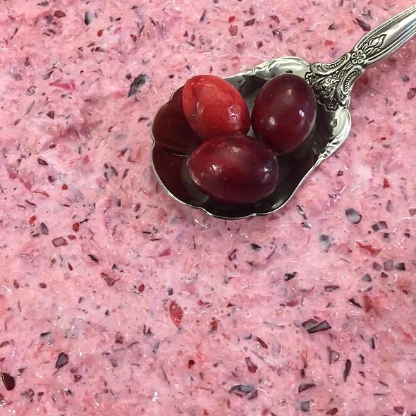 Mama Stamberg Cranberry Relish @ My Cooking