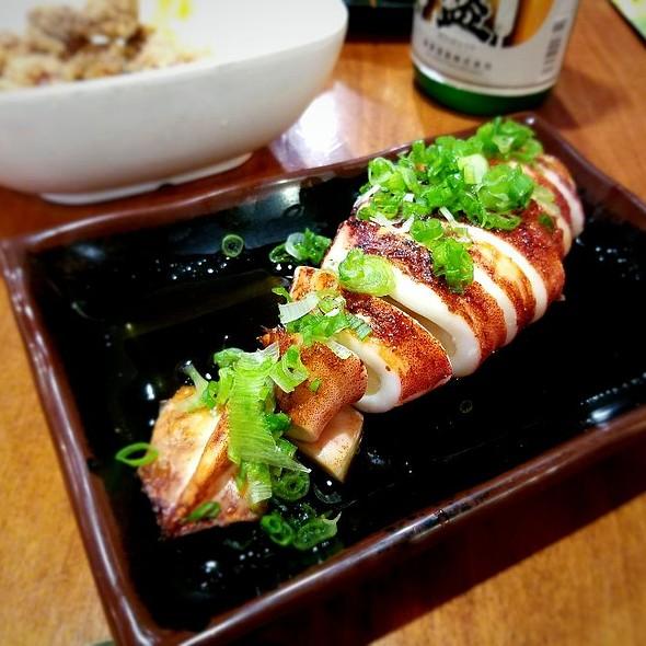 Squid @ Sake Bar Hagi