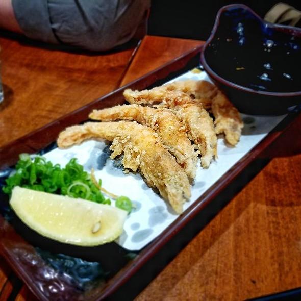 Soft Shell Shrimp @ Sake Bar Hagi