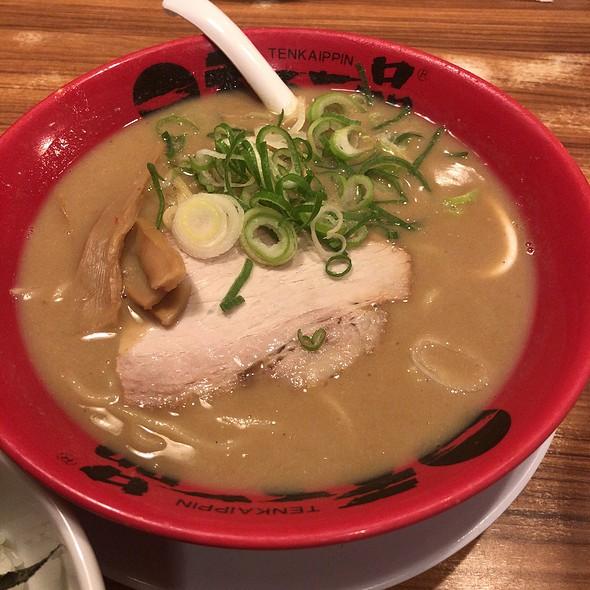 Kotteri Ramen With Extra Soup