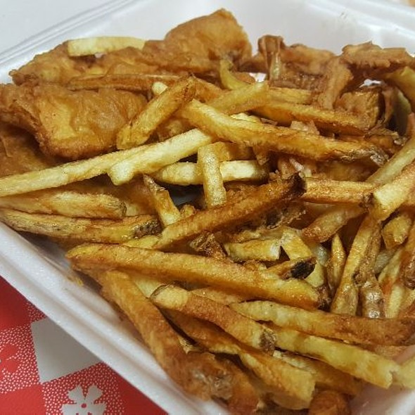 Chicken Strips And Fries Hh