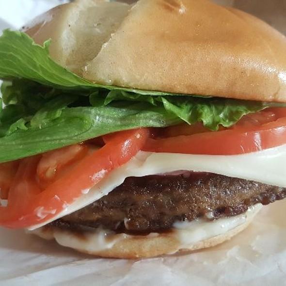Ribeye Cheeseburger