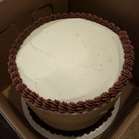 Neopalitan Cake