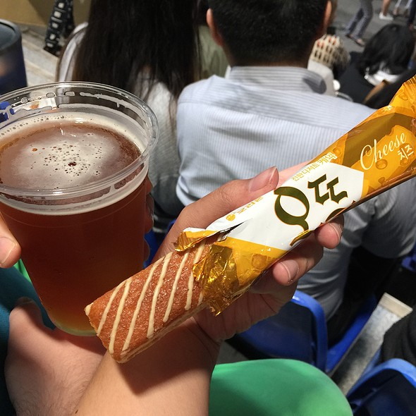 Ipa And Korean Cheese Cake