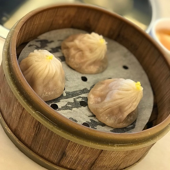 醉酒小笼包 Rice Wine Xiao Long Bao