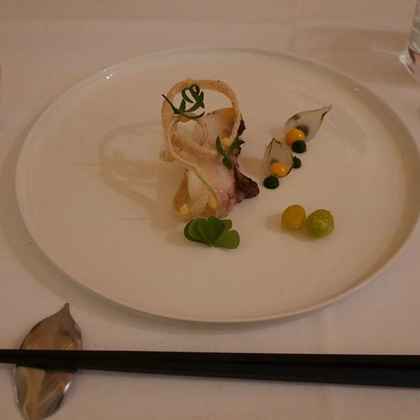Rosefish, Marinated in Salt-Koji