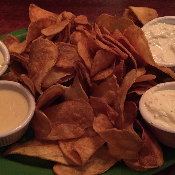 chips and dips